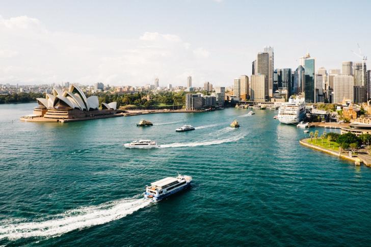 sydney, australia, sydney yacht charter, sydney harbour