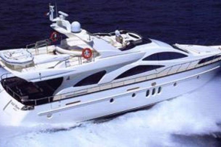 Charter Yacht Azimut 80 - 4 Cabins - Dubai, UAE