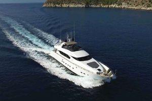 IRENE`S - 86` Custom Motor Yacht - 4 Cabins - Athens