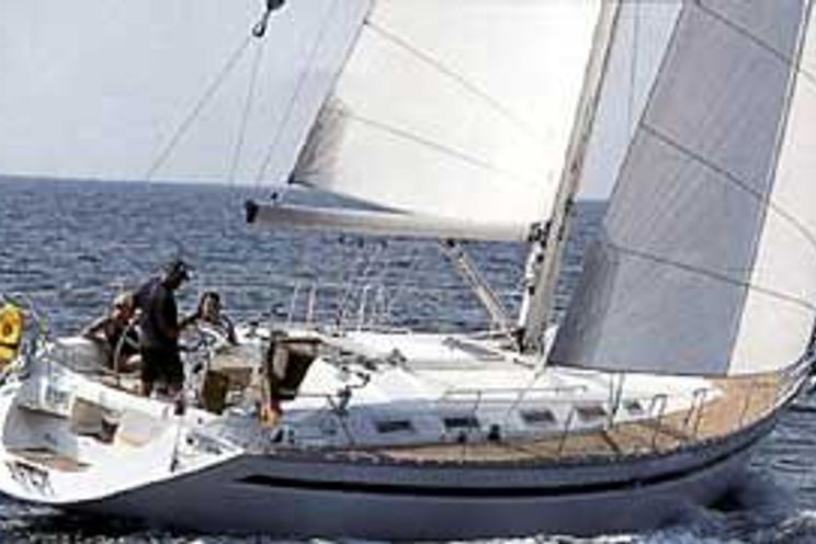 Charter Yacht Bavaria 46 Cruiser (2014) - 4 Cabins - Athens