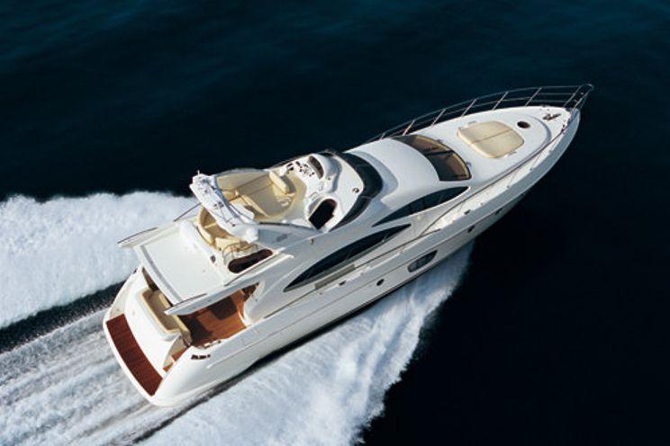 Charter Yacht EMMY - Azimut 70 - 4 Cabins - Panama - Costa Rica