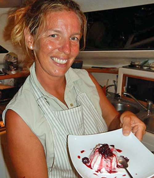 Carolina - Pastry Chef