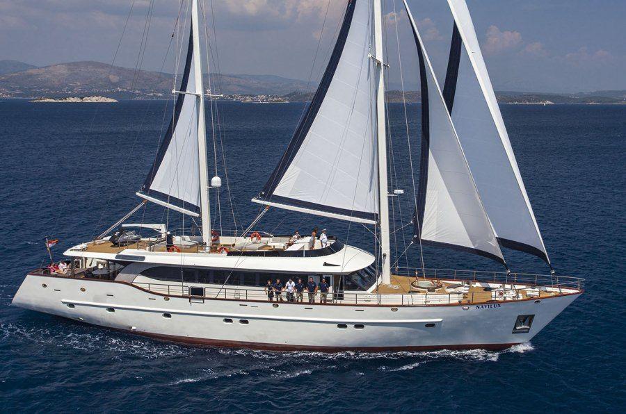 NAVILUX - Luxury 37m Gulet - 6 Cabins - Split - Sibenik - Kastela - Dubrovnik