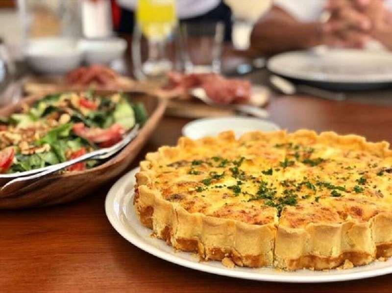 ORION Catana 90 Cuisine Quiche