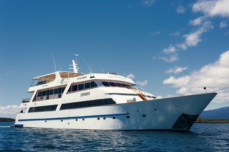 Charter Yacht GALAPAGOS SEA STAR JOURNEY - 8 Cabins - Galapagos Islands