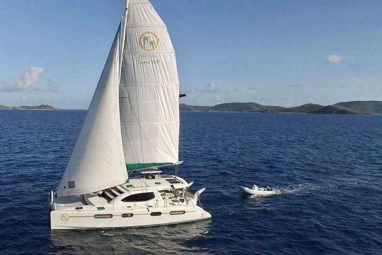 Charter Yacht ISLAND R&R - 3 Cabins - St Thomas