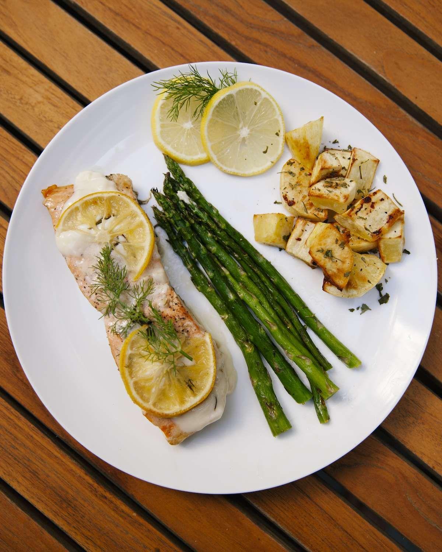 Food on Island R&R