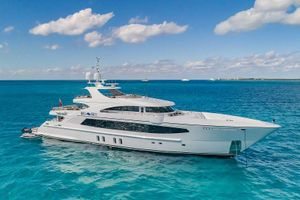BIG SKY - Oceanfast 48m - 5 Cabins - Nassau - Staniel Cay - Exumas