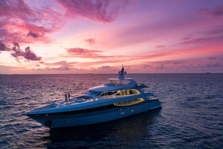 Charter Yacht SEAREX - 8 Cabins - Maldives, Indian Ocean