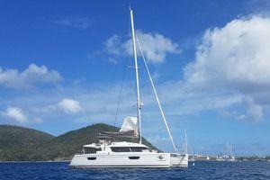 SEA DRAGON - Fountaine Pajot Saba 50 - 3 Cabins - US Virgin Islands