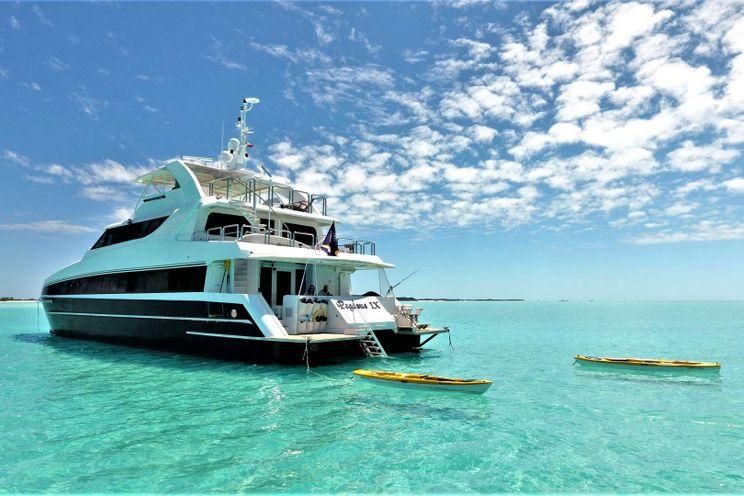 Charter Yacht PEGASUS IX - Custom Cutter Catamaran - 3 Cabins - Nassau the Bahamas