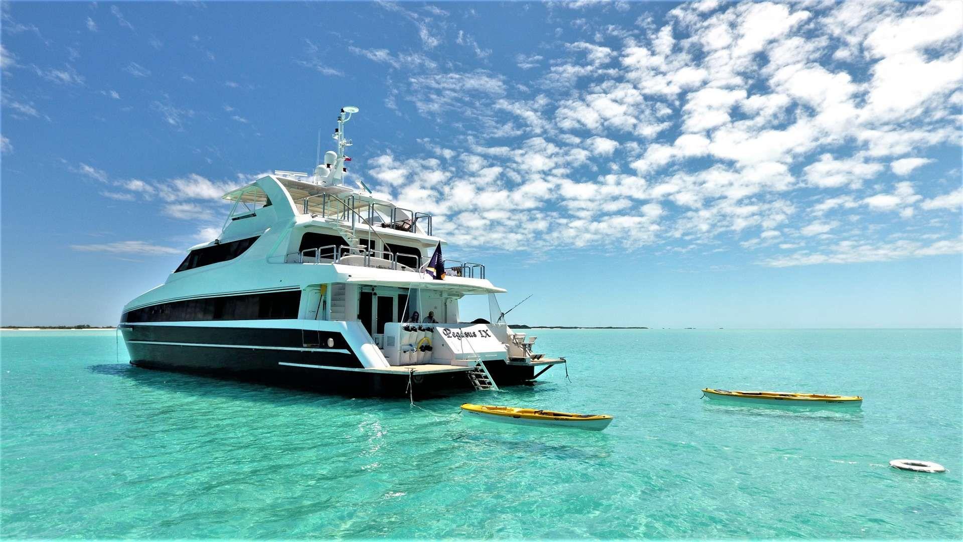 PEGASUS IX - Custom Cutter Catamaran - 3 Cabins - Nassau the Bahamas
