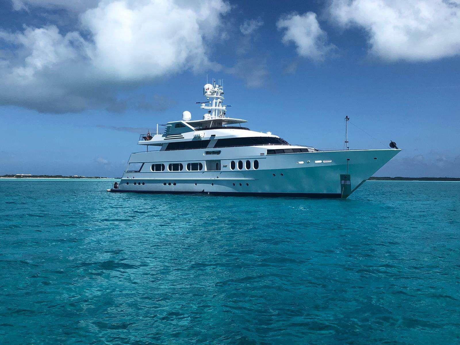 NEVER ENOUGH - Feadship 140 - 5 Cabins - Nassau - Bahamas - Exumas