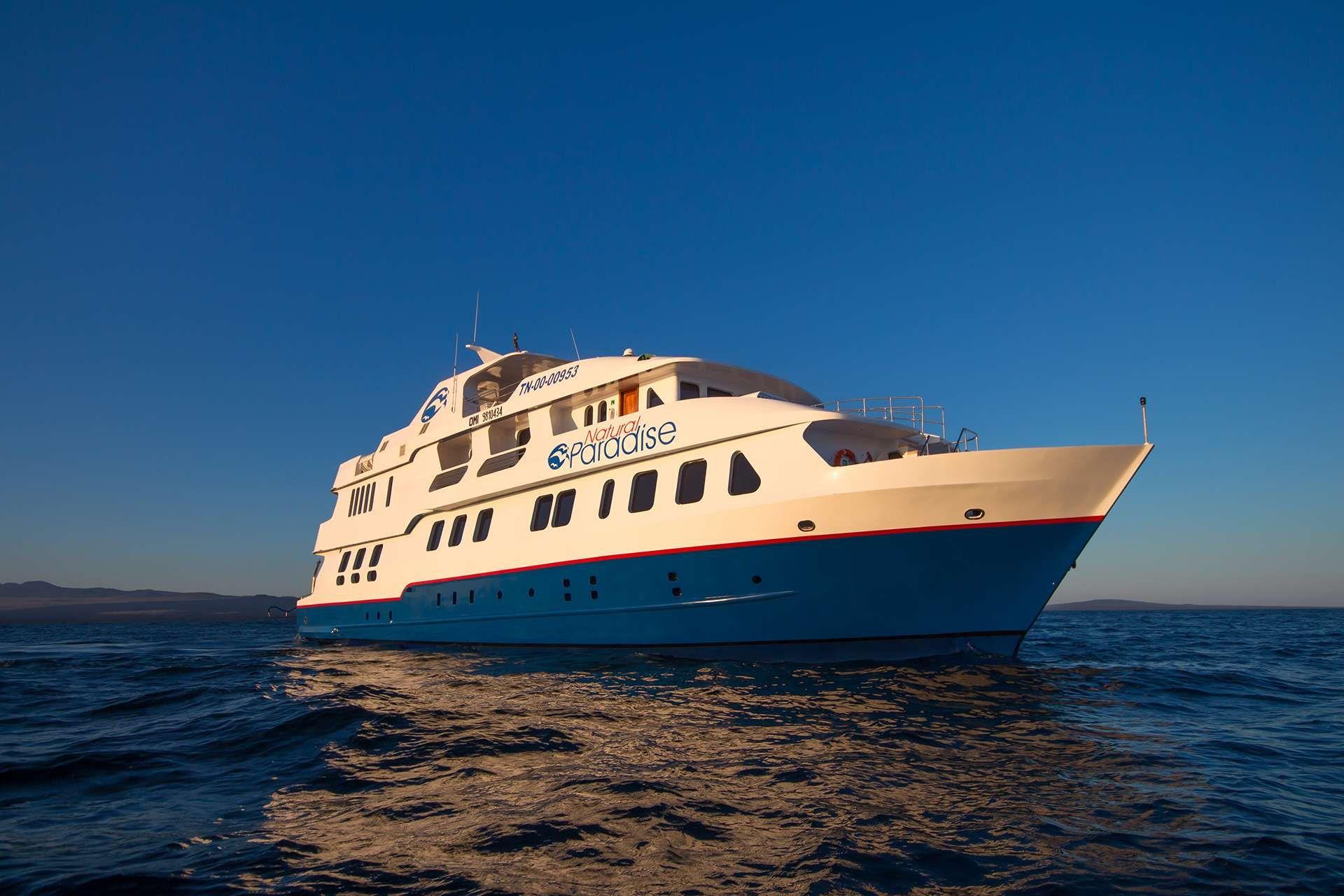 NATURAL PARADISE - Custom Built - 9 Cabins - Galapagos Islands