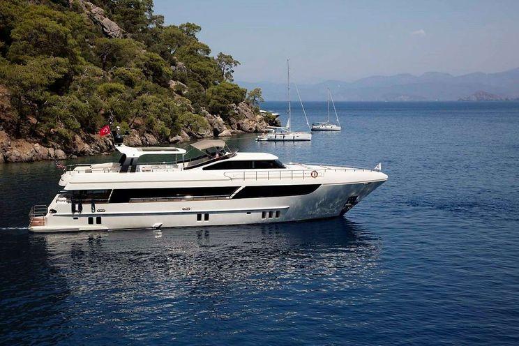 Charter Yacht ARCHSEA - HG Yachting 31m - 4 Cabins - Bodrum - Marmaris - Gocek - Rhodes