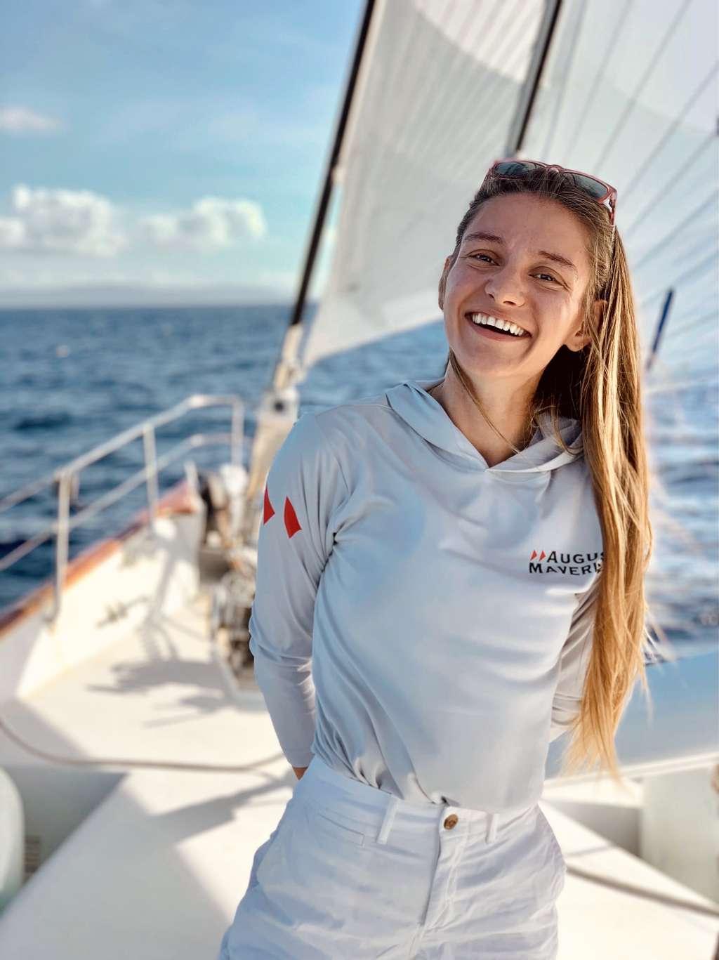 VICTORIA Balcheva - First Mate
