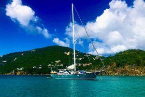 KAI - Wellington 70 - Virgin Islands - New England - St Thomas - Newport - Tortola