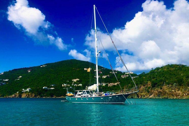 Charter Yacht KAI - Wellington 70 - Virgin Islands - New England - St Thomas - Newport - Tortola