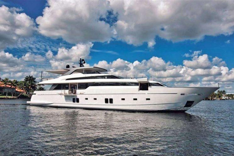 Charter Yacht MORNING STAR - Sanlorenzo 37m - 5 Cabins - Bodrum - Gocek - Rhodes - Kos