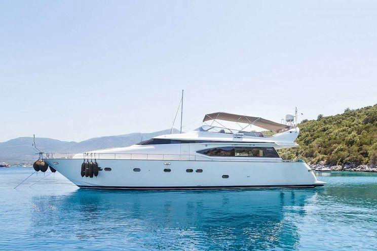 Charter Yacht BELIZ - 4 Cabins - Bodrum - Gocek - Marmaris - Rhodes - Kos