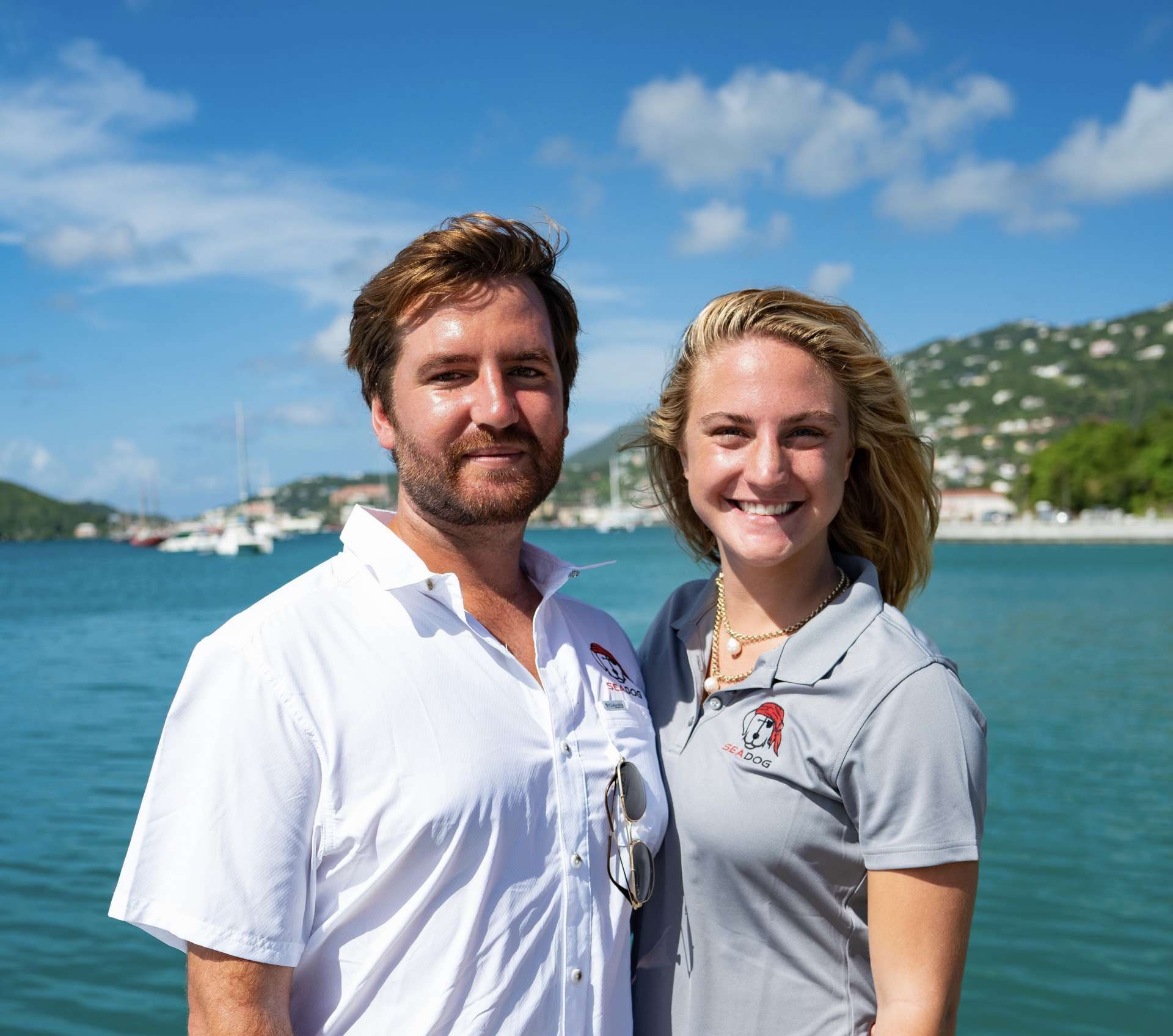 MEET THE CREW - 2019/20 SEASON<br />Captain: Keagan Steyn<br />Chef/First Mate: Olivia Boyd<br /><br />Keagan completed his Royal Yacht Academy (RYA) Coastal Yacht Master License with Commercial Endorsement in June 2017. His love for sailing began
