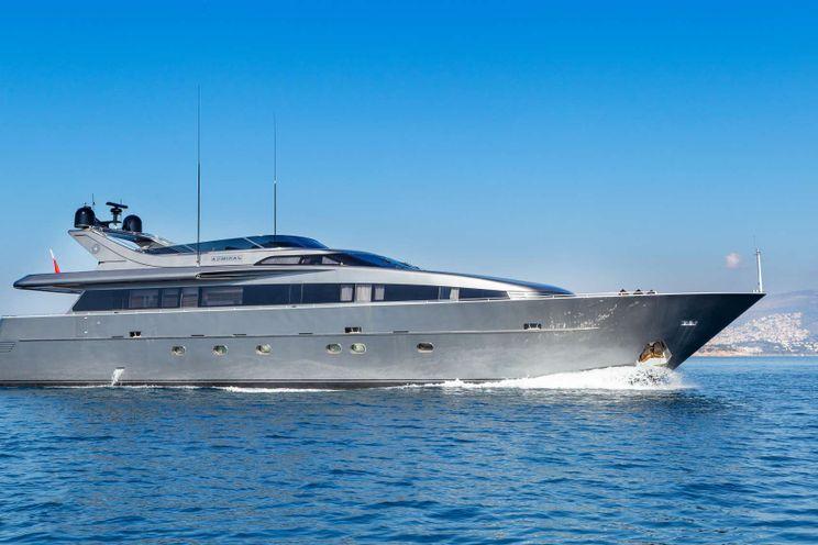Charter Yacht SUMMER FUN - Admiral 30m - 6 Cabins - Athens - Mykonos - Zakynthos