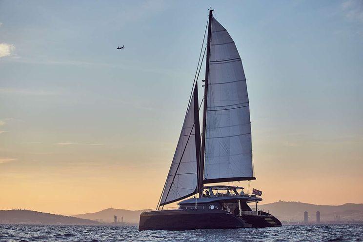 Charter Yacht ENDLESS HORIZON - Sunreef 80 - 4 Cabins - St Thomas - Tortola - Virgin Gorda - BVI