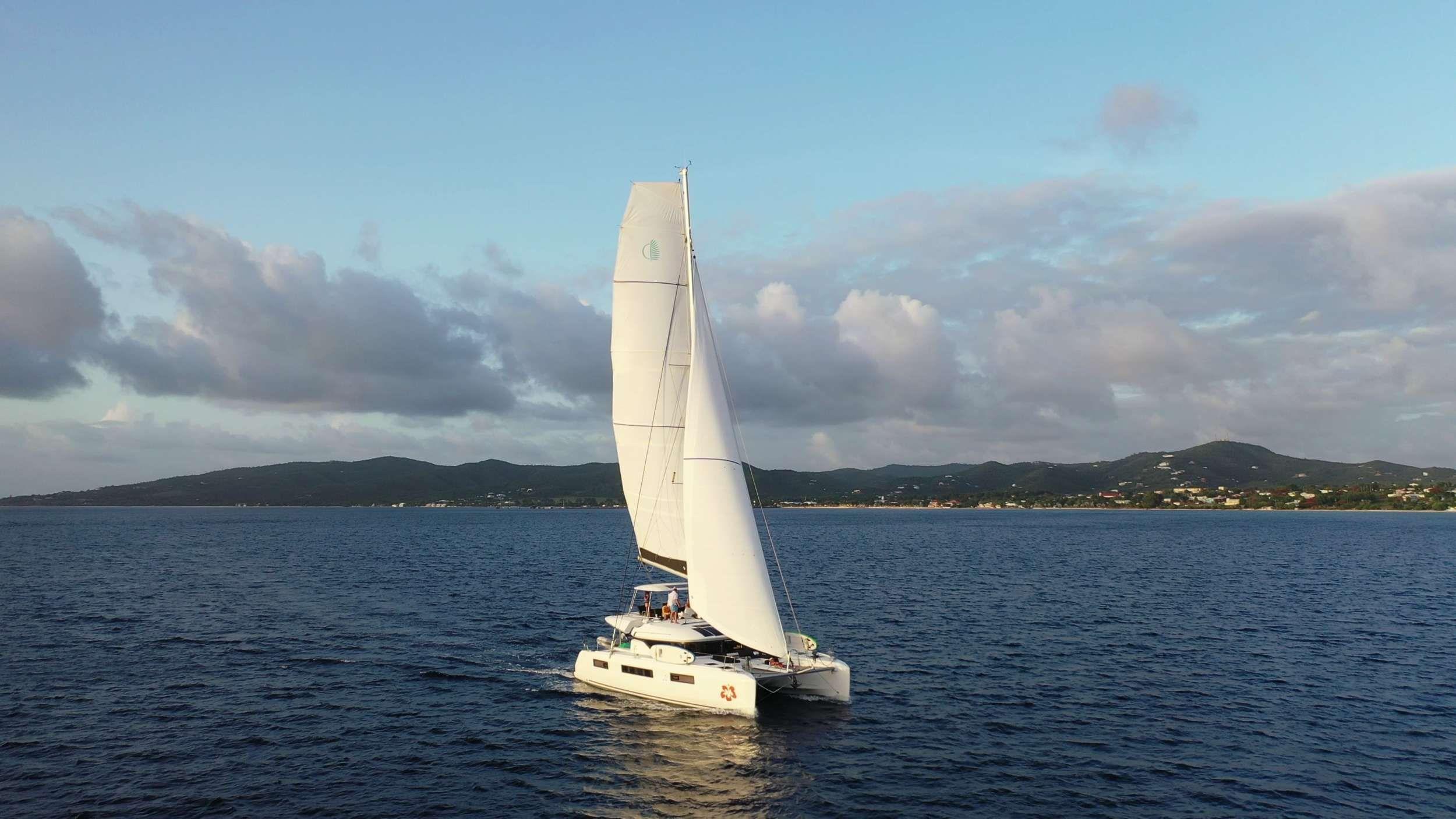 DELANA MAE - Lagoon 50 - 4 Cabins - St Thomas - St John - Virgin Islands