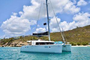 RAPSCALLION - Lagoon 45 - 3 Cabins - Tortola - St Thomas - St John - Virgin Gorda - Anegada