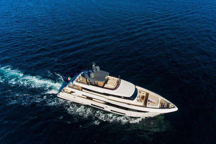 Charter Yacht PENELOPE - Ferretti 33m - 5 Cabins - Sardinia - Capri - Amalfi Coast