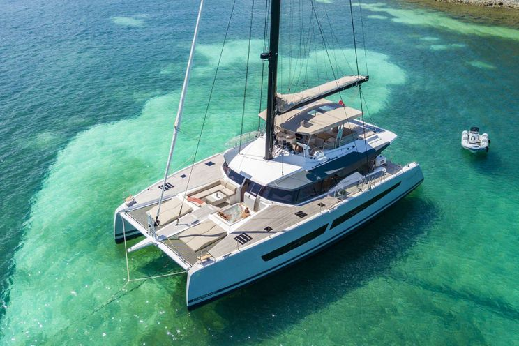 Charter Yacht LISA OF THE SEAS - Fountaine Pajot Alegria 67 - 5 Cabins - Tortola - Virgin Islands - Split - Dubrovnik - Croatia