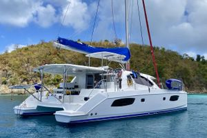 LETS PLAY TWO - Leopard 44 - 3 Cabins - St Thomas - St John - Virgin Islands