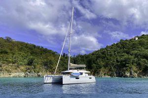 G2(Glad In It Two)- Fountaine Pajot Saba 50 - 4 Cabins - St Thomas - St John - USVI