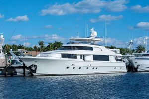 WILD KINGDOM - Wesport 112 - 4 Cabins - Bahamas - Nassau - Paradise Island - Georgetown - Newport - Rhode Island