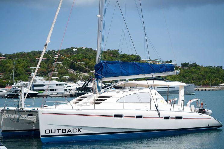 Charter Yacht OUTBACK - Leopard 43 - 3 Cabins - Virgin Islands - St Thomas - Tortola - Virgin Gorda - St John