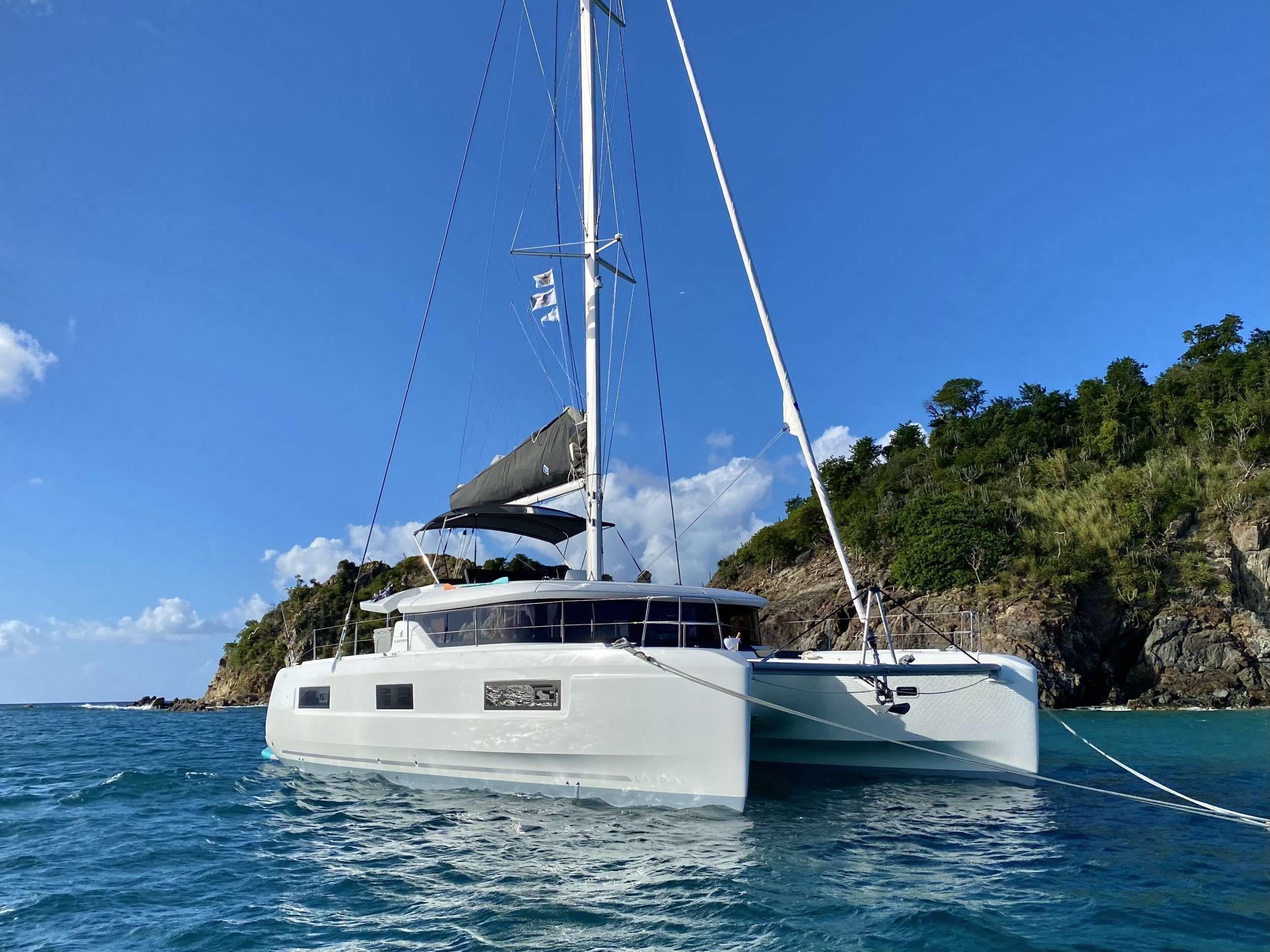 RENDEZ-VOUS - Lagoon 46 - 3 Cabins - St Thomas - Virgin Islands