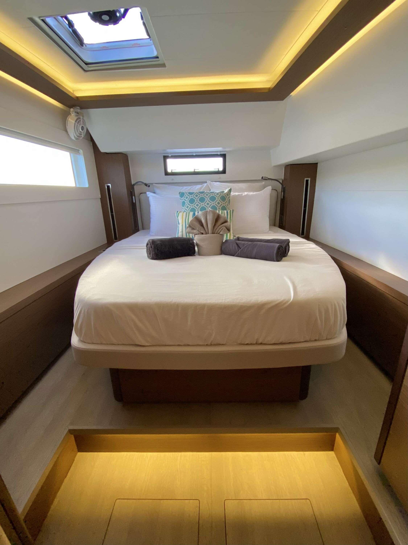 RENDEZ-VOUS Lagoon 46 Cabin