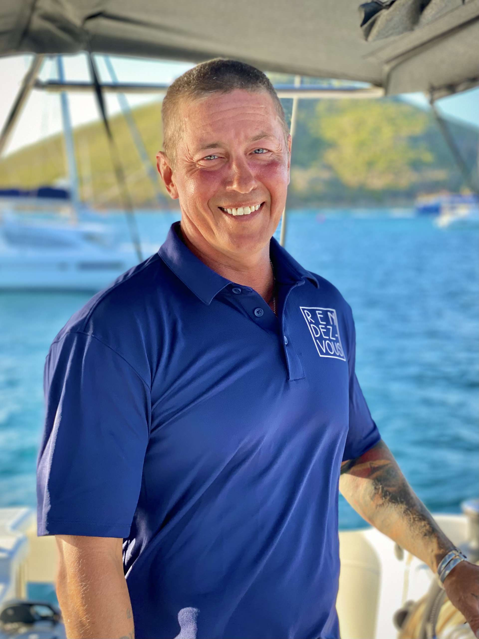 Sean Quarles - Captain