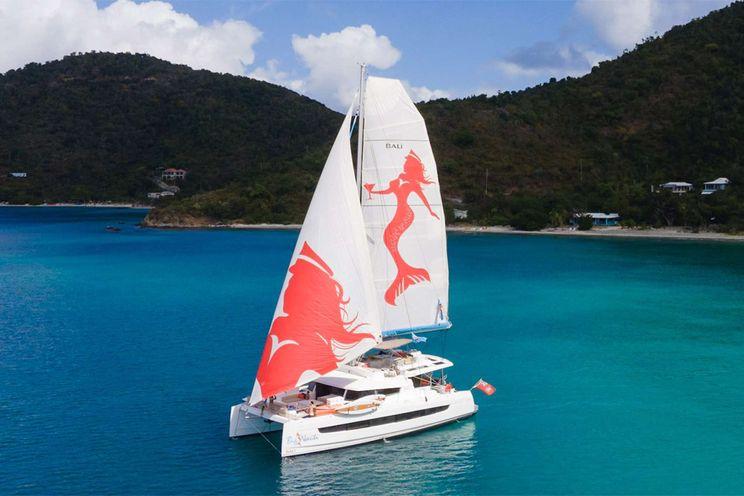 Charter Yacht BIG NAUTI - Bali 5.4 - 4 Cabins - St Thomas - St John - Tortola