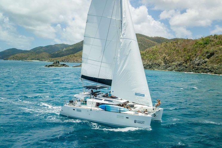 Charter Yacht FLOATATION THERAPY - Lagoon 45 - 3 Cabins - St Thomas - Tortola - Virgin Gorda