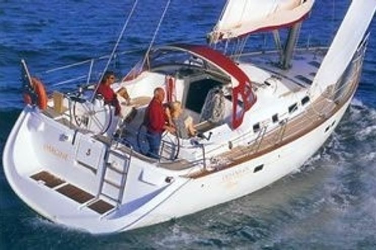 Charter Yacht Oceanis 473 - 4 Cabin - Portisco, North Sardinia
