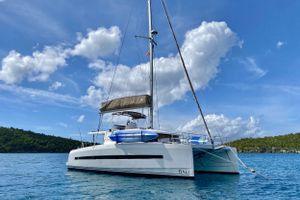 FREESTYLE - BALI 4.5 - 3 Cabins - St Thomas - St John - Virgin Islands