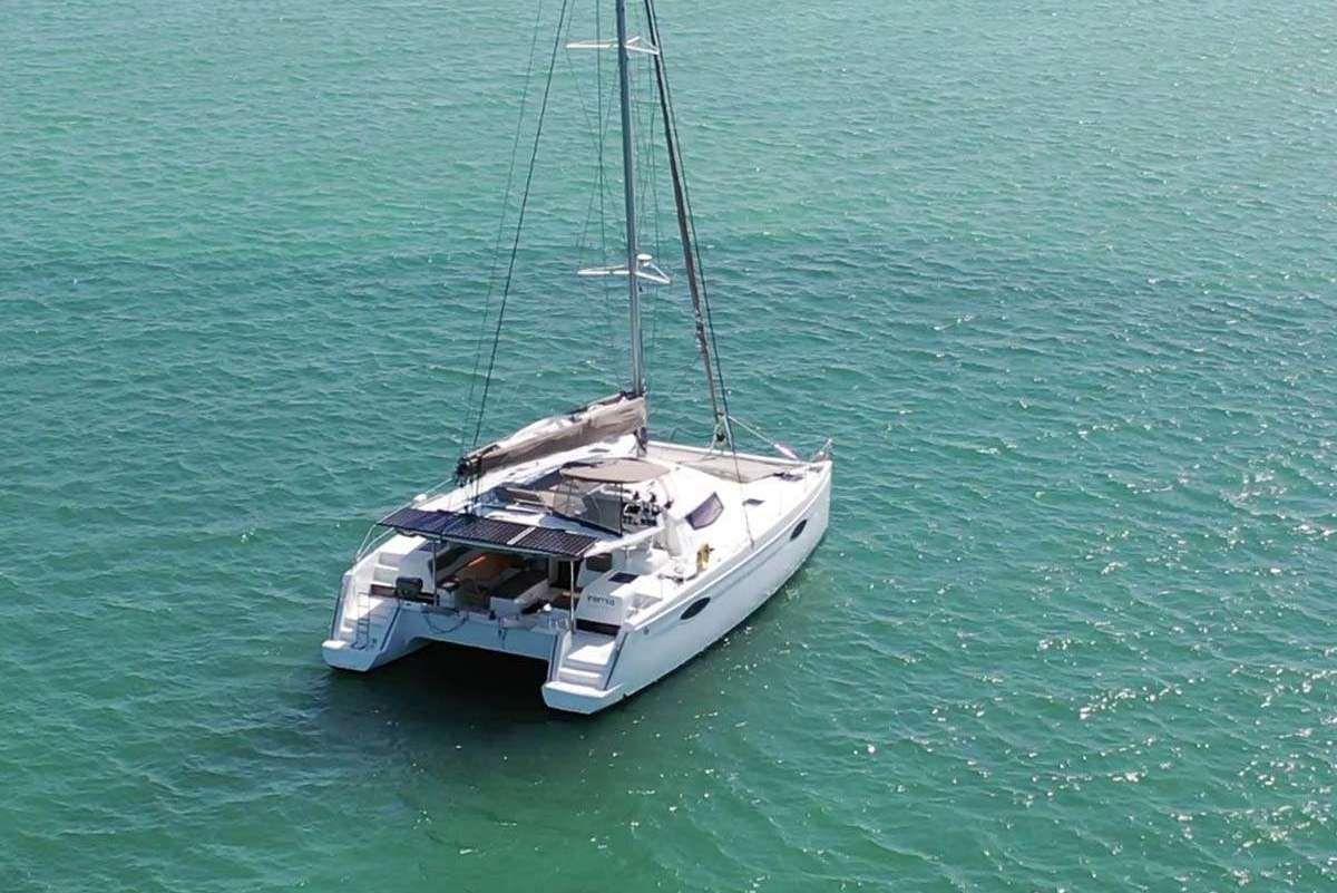 IREMIA - Fontaine-Pajot 44 - 2 Cabins - Virgin Islands - St Thomas - Tortola - Virgin Gorda - St John