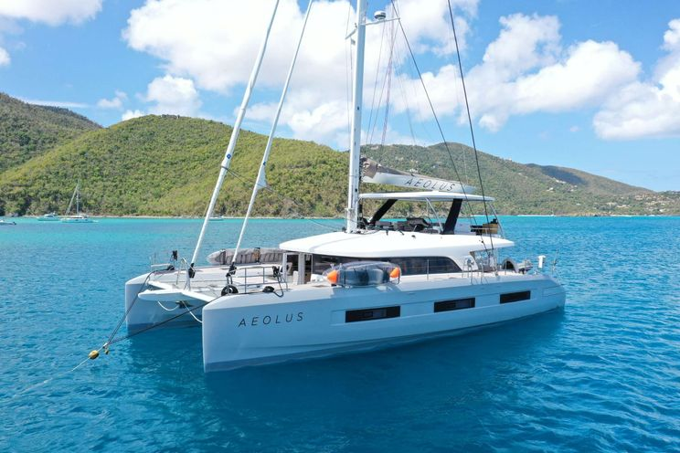 Charter Yacht AEOLUS - Lagoon 65 - 4 Cabins - Nassau - St Thomas - Tortola