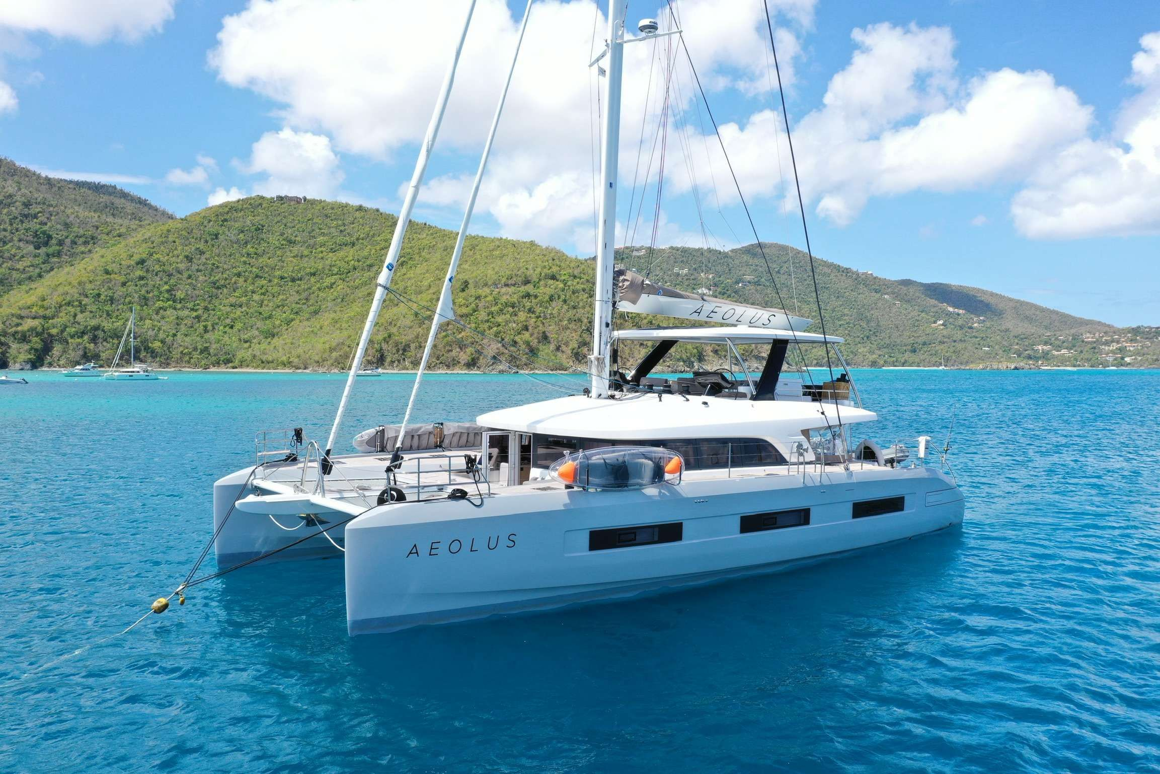 AEOLUS - Lagoon 65 - 4 Cabins - Nassau - St Thomas - Tortola