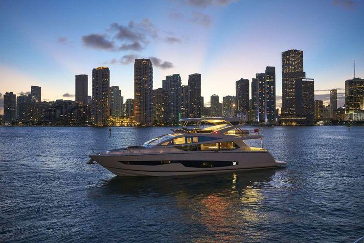 Charter Yacht PEARL - Pearl 60 - 4 Cabins - Dania Beach - Fort Lauderdale - Bahamas