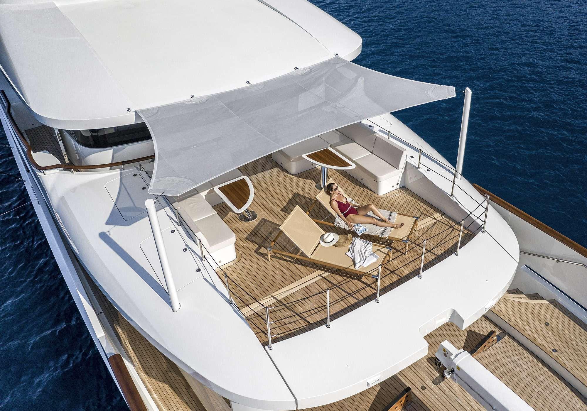 Master Suite Private Deck