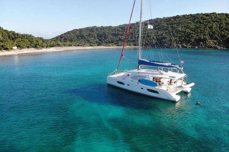 Charter Yacht SOL SEEKER - Leopard 44 - Virgin Islands - St Thomas - St John - Tortola
