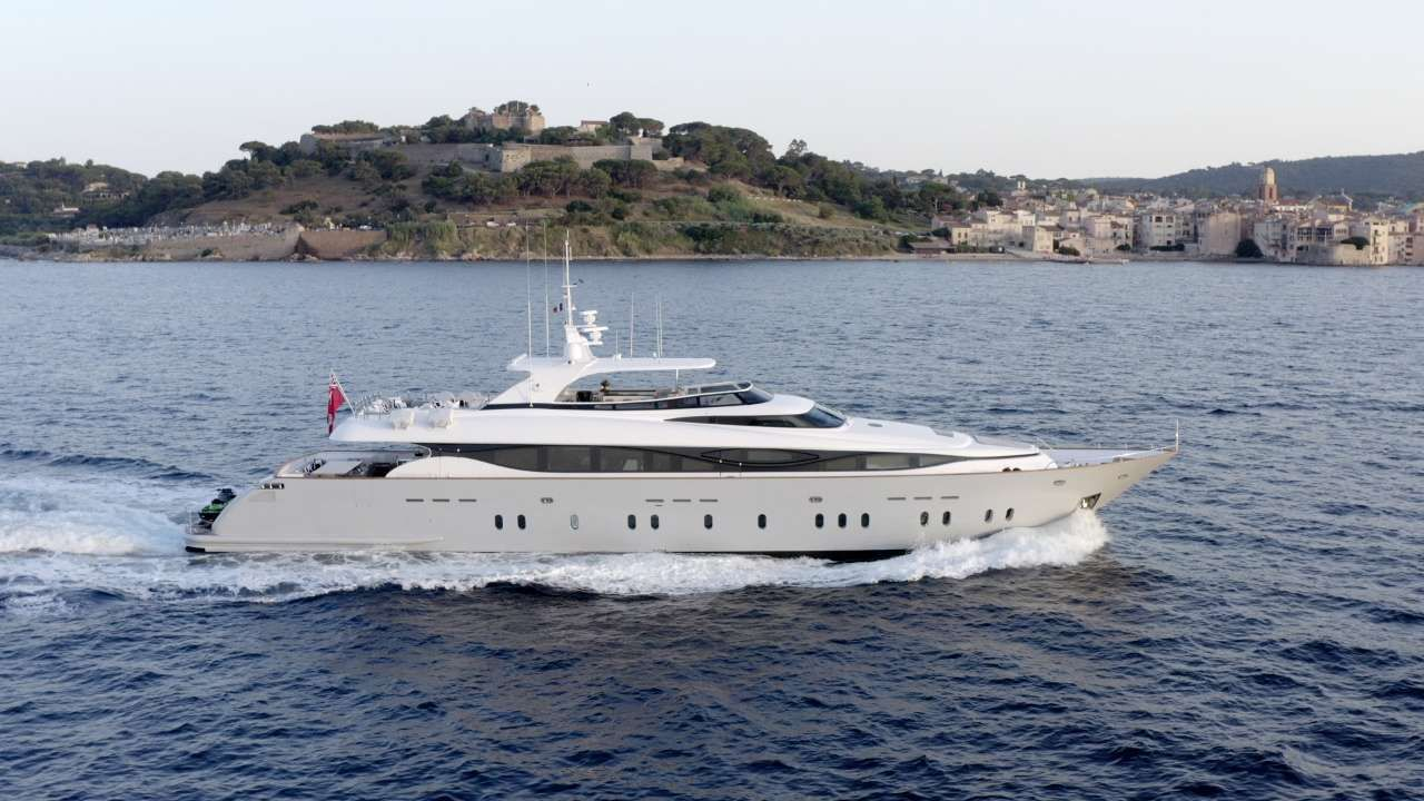 Yacht M - Maiora 39DP - 6 Cabins - Naples