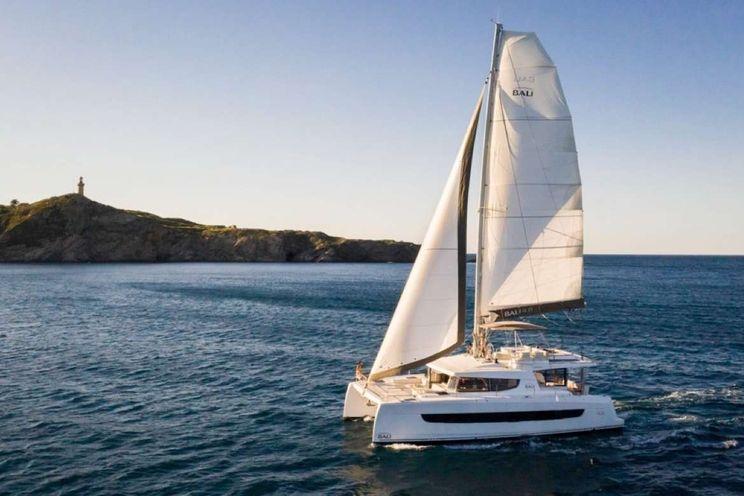 Charter Yacht SUNSHINE BABY 2 -  Bali 4.8 - 5 Cabins - US Virgin Islands